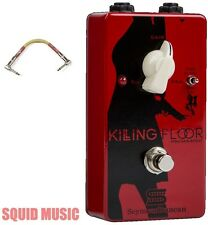 Seymour Duncan Killing Floor High Gain Boost Pedal ( FENDER TWEED PATCH CABLE )