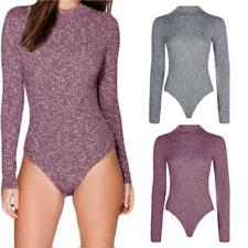 Stretch Casual Turtleneck for Women
