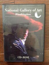 National Gallery Of Art Washington (Cd-Rom 2002)