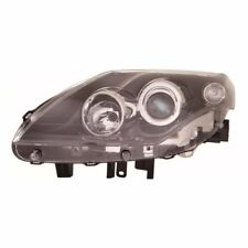 For Renault Laguna Mk3 Excludes Coupe 10/2007-3/2011 Headlight Black N/S