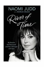 River of Time: My Descent into Depression and How I Emerged wit... Free Shipping