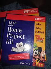 NEW DISNEY HP HOME PROJECT MICKEY & FRIENDS PRINT STUDIO NEW