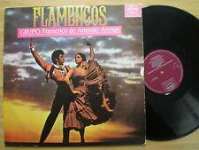 CAMARON ¡Su 1ª Grabacion! GRUPO FLAMENCO ANTONIO ARENAS LP DIM 1968