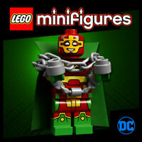LEGO Minifigures #71026-1 - DC Comics - Mister Miracle - 100% NEW / Unopened