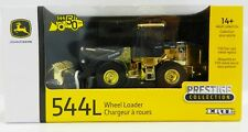 1:50 ERTL *JOHN DEERE* GOLD CHROME 544L Wheel Loader 50th Anni. *PRESTIGE* NIB