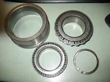 Timken DOUBLE CONE TAPERED ROLLER BEARING,SPACER,& CUP assembly 395 / 5595