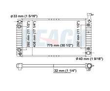 Radiator Reach Cooling 41-1489
