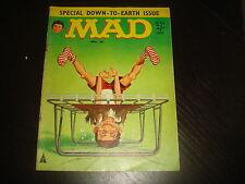 MAD MAGAZINE #35  British UK Edition   VG
