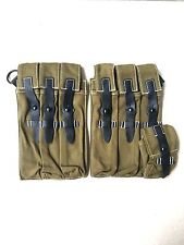 WWII GERMAN ARMY WH HEER MP40 AMMUNITION POUCH -1572