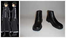 Sword Art Online 2 ALfheim Online Kazuto Kirigaya kirito Cosplay Boot Shoes Shoe