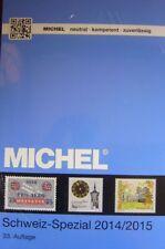 Michel Katalog Set Schweiz PlUS Liechtenstein Spezial 2014/2015