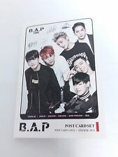 B.A.P BAP Postcard Set + Sticker KPOP Korea Post Card K-POP Korean K Pop