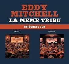 Eddy Mitchell - La Même Tribu, Vol. 1 & 2 (NEW 2CD)