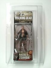 Protective Clamshell Case for AMC THE WALKING DEAD Figures Fits Color Tops