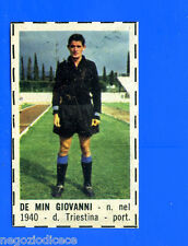 CORRIERE DEI PICCOLI 1966-67 - Figurina-Sticker - DE MIN - PISA -New