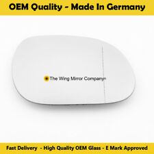 Right Side Covex Wing Mirror Glass For Kia Soul Fits to reg 2014 To 2017
