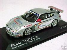 Porsche 911 GT3 winner cup 04 Henzler  1/43 MINICHAMPS