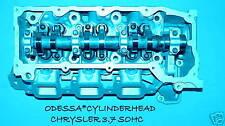 JEEP LIBERTY DODGE DURANGO DAKOTA 3.7 SOHC CYLINDER HEAD RIGHT SIDE REMAN 02-04