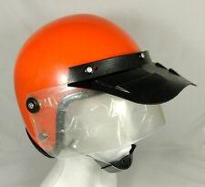 USSR Vintage Motorbike Scooter Helmet Salyut-2 with Visor & Protective Screen