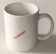 Compaq Computer (now HP) Rare Collectible Tech Advertising Coffee Mug Cup Linyi