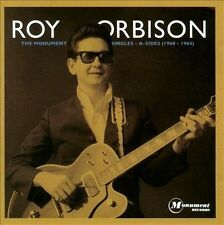ROY ORBISON The Monument Singles A-Sides (1960-1964) CD BRAND NEW