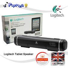 Logitech TS1 Mini Haut-parleurs pour tablette PC ordinateur portable iPhone iPad