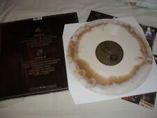 DEATH -HUMAN- AWESOME MEGA RARE PRESS LP VINYL ON COLOR RELAPSE USA MINT