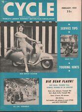 1959 February Cycle - Vintage Motorcycle Magazine