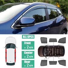 Car Window Sun Shade Protection Ray Blocking Mesh Visor For Renault Kadjar 2016