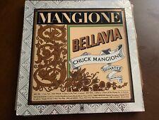 CHUCK MANGIONE BELLAVIA VINYL LP
