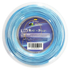 Weiss Cannon Blue Rock 'N Power Tennis Stringa 200m REEL
