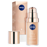 NIVEA Professional Hyaluronsäure Make-Up 30ml - Anti Aging Foundation 40 W Warm
