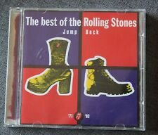 Rolling Stones, jump back - the best of 77-93, CD