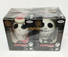Nightmare Before Christmas Packman Coin Bank 2 Types - Omnicl Rare Collectible