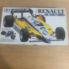 Tamiya 1/20 Renault RE30B Turbo . Model Kit
