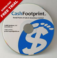 Retail POS SOFTWARE, Your Store Can Do More with CashFootprint Point of Sale