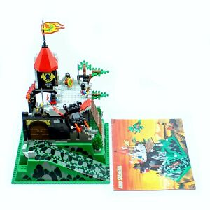 LEGO System / Castle (6082) - Dragon Knights Fire Breathing Fortress (von 1993)