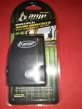 AMP Energy Universal AC/DC Converter - Convert Car Charger to Home or Office
