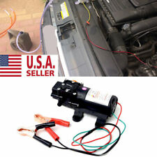 Motor Oil Diesel Fuel Fluid Extractor 12V Electric Siphon Transfer Change Pump