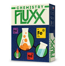 Chemistry Fluxx Elemental Card Game Looney Labs Ever-Changing Card Game LOO 078