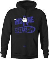 """INSANE SHOE GAME"" Hoodie to match Air Retro 11 ""SPACE JAM"" 2016"