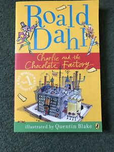 Charlie and the Chocolate Factory by Roald Dahl (Paperback, 2007)