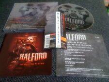 HALFORD JUDAS PRIEST/ fourging the furnace /JAPAN LTD CD OBI