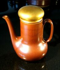 Beautiful Retro 1970's Thomas / Rosenthal Germany Stoneware Coffee Pot
