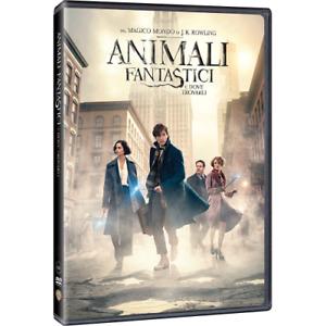 ANIMALI FANTASTICI E DOVE TROVARLI Dvd