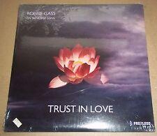 ROBBIE GASS/ON WINGS OF SONG - Trust In Love - Fretless FR 148 SEALED