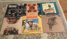 Classic Western Laserdisc Movies Some Sealed Lot Of 14