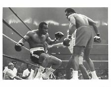 KEN NORTON vs GEORGE FOREMAN 8X10 PHOTO BOXING PICTURE