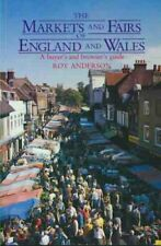 The Markets and Fairs of England and Wales,R.C. Anderson