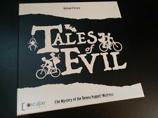 Tales of Evil Kickstarter Board Game Deluxe Bundle Edition 1-6 Players Co-op